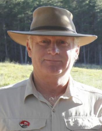 Russell Baker OAM