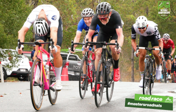 A Wet One For The Opening Road Races