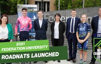 2021 Federation University Road National Championships Set To Ride