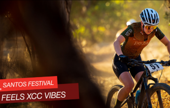 XCC Vibes At Santos Festival Of Cycling