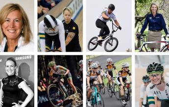 Women of AusCycling - International Women's Day