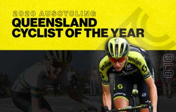 Lucy Kennedy named 2020 AusCycling Queensland Cyclist of the Year