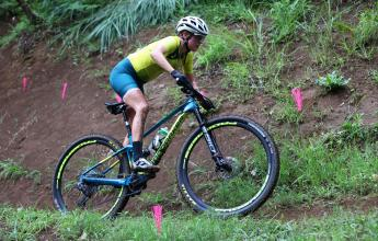Battling McConnell left disappointed with Mountain Bike display