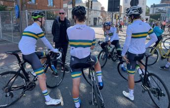 Road Worlds: U23 Australian trio to race with aggressive mindset