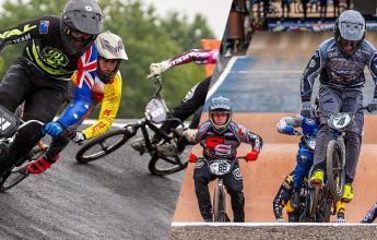 The Aussie Duo Making Their Mark on the USA BMX Scene