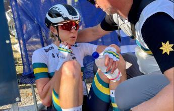 "World Championships: Aussies ""satisfied with the effort"" in demanding women's road race"